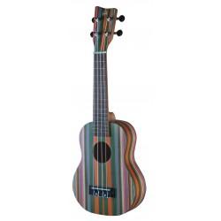 VGS Manoa Patea soprano ukulele P-SO-PL