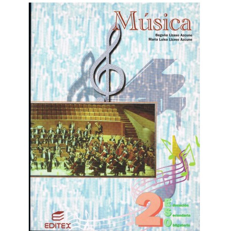 Lizaso Azcune. Música 2 E.S.O.