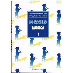 Aragú/Padilla/Sanchez/Villaseca. Piccolo Música 1