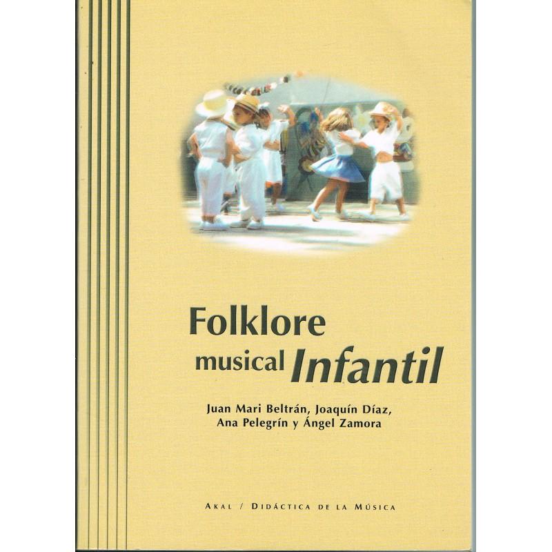 Beltran/Diaz/Pelegrin/Zamora. Folklore Musical Infantil