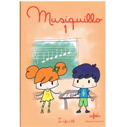 Machuca, Jose María. Musiquillo 1 Infantil