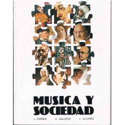 Torres/Gallego/Alvarez. Música y Sociedad