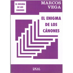 Vega, Marcos. El Enigma de los Cánones