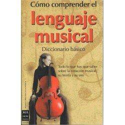 Gerou/Lusk. Cómo Comprender el Lenguaje Musical. Diccionario Básico