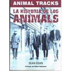 Egan, Sean. Animal Tracks. La Historia de los Animals