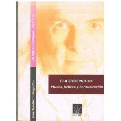 Pliego de Andrés. Claudio Prieto. Música, Belleza y Comunicación