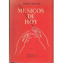 Rolland, Romain. Músicos de Hoy
