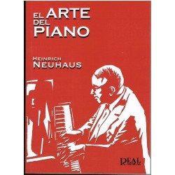 Neuhaus, Heinrich. El Arte del Piano