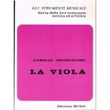 Arcidiacono, Aurelio. La Viola (Italiano)