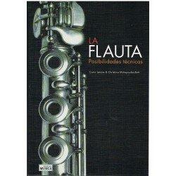 Levine/Mitropoulos. La Flauta. Posibilidades Técnicas