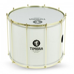 "SURDO 20""X40 CM WHITE TIMBRA 10-DIV. TI8268 GOLD"