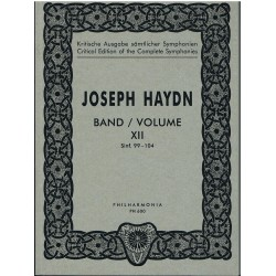 Haydn, Joseph. London...