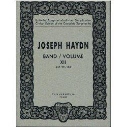 Haydn, Joseph. Symphonies...