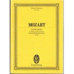 Mozart. Concierto en SIb Mayor Para piano y Orquesta (Partitura de Bolsillo)