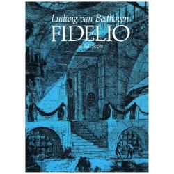 Beethoven. Fidelio (Full Score)