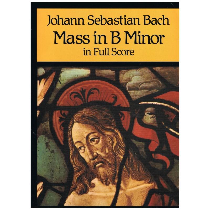 Bach, J.S. Misa en Si Menor (Full Score)