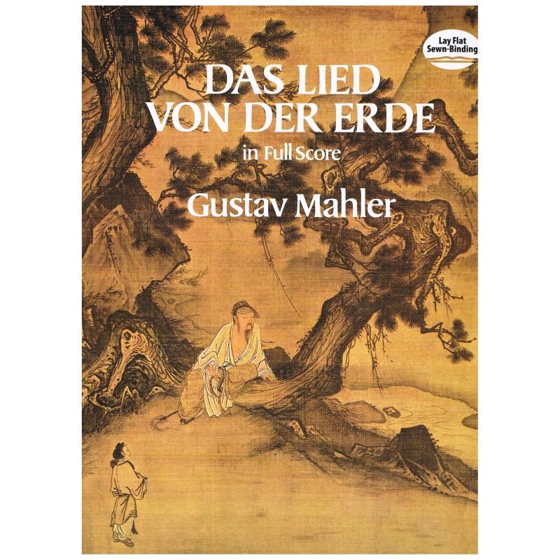 Mahler, Gustav. La Canción de la Tierra (Full Score)