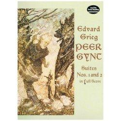 Grieg, Edward. Peer Gynt. Suites Nº1 y 2 (Full Score)