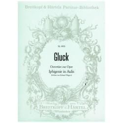 Gluck. Iphigenia in Auride (Full Score)