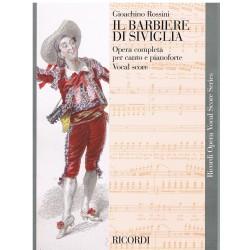 Rossini, Gioachino. El Barbero de Sevilla (Full Score)