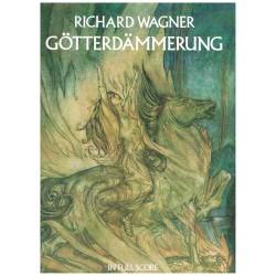 Wagner, Richard. El Ocaso de los Dioses (Full Score)