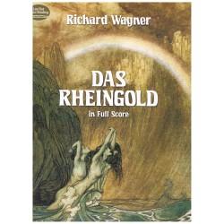 Wagner, Richard. El Oro del Rhin (Full Score)