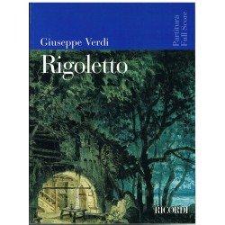 Verdi, Giuseppe. Rigoletto (Full Score)