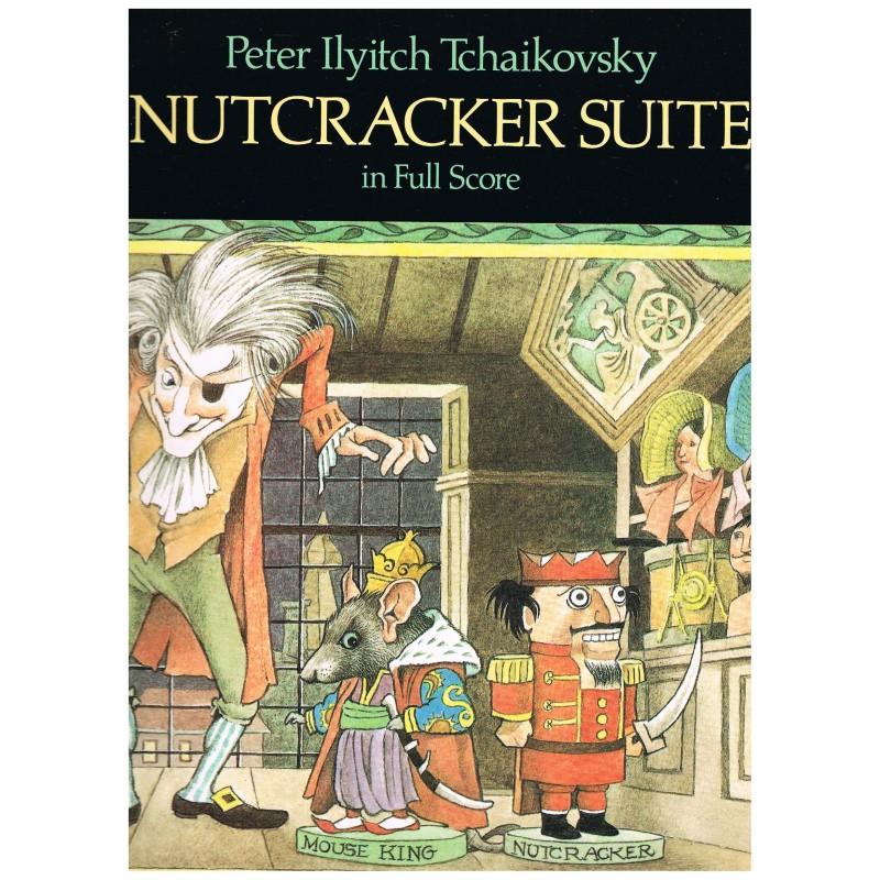 Tchaikovsky, Peter Ilyitch. Suite de El Cascanueces (Full Score)