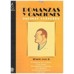 Guerrero, Jacinto. Romanzas...
