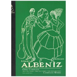Albeniz, Isaac. Obra Completa (Voz y Piano)