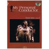 Varios. My Personal Conductor. Tenor Arias Vol.2 +DVD