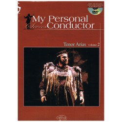 Varios. My Personal Conductor. Tenor Arias Vol.2 +DVD