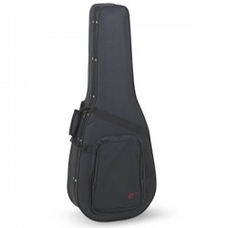 ACOUSTIC GUITAR CASE STYRO. REF. RB711 WITH LOGO