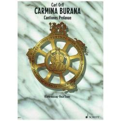 Orff, Carl. Carmina Burana (Voz/Piano)