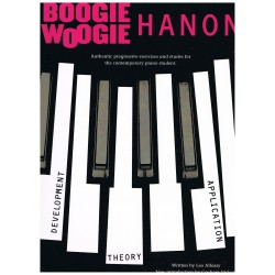 Alfassy, Leo. Boogie Woogie Hanon (Piano)