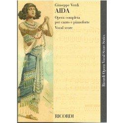 Verdi, Giuseppe. Aida (Voz/Piano)