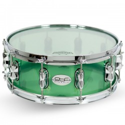 "SNARE DRUM METHACRYLATE 14X5.6""(35X14CM) STF0825"