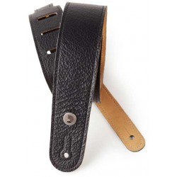 garment leather strap blk