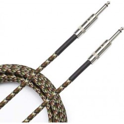 braided cable camouflage 6m