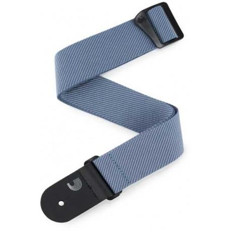 strap cl tweed blue