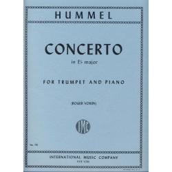 Hummel. Concierto en Mib Mayor (Trompeta y Piano)