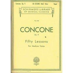 Concone, Giuseppe. 50...