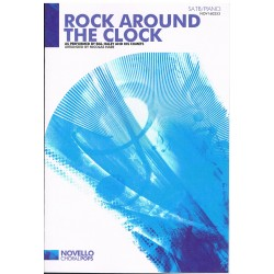 Freedman/Knight. Rock Around The Clock (Coro/Piano)