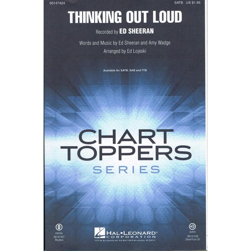 Ed Sheeran. Thinking Out Loud (Coro/Piano)