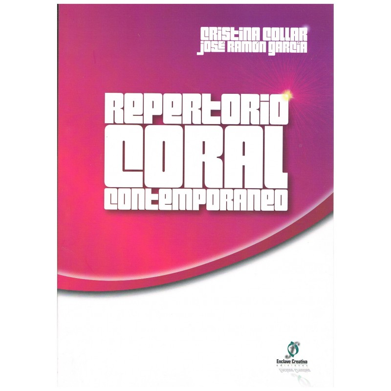 Collar/García. Repertorio Coral Contemporáneo (Coro)