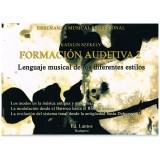 Szekely, Katalin. Formación Auditiva 2. Lenguaje Musical de los Diferentes Estilos