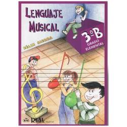 Sierra, Félix. Lenguaje Musical 3ºB Grado Elemental