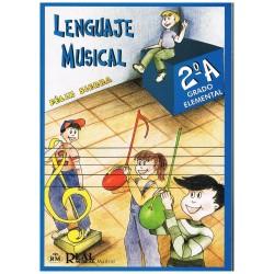 Sierra, Félix. Lenguaje Musical 2ºA Grado Elemental