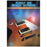 Varios. First 50 Rock Songs you should play on electric guitar (TAB)
