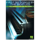 Beatles. First 50 Songs By The Beatles you should play on the piano (Easy).